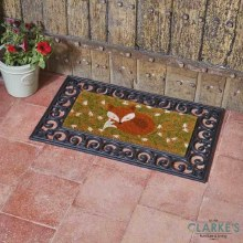 Fox Hollow - Coir Door Mat (Frame not included)