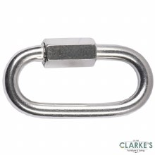 Connex Bolted Chain Link Stainless Steel 5 x 39mm