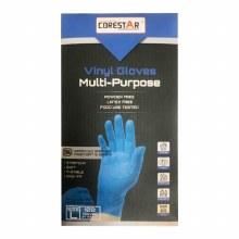 Corestar Vinyl Multi-Purpose Gloves Large 100 per Pack