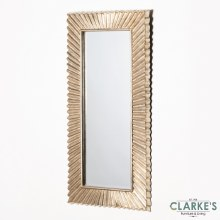 Costes Accent Mirror Country Champagne 50x100cm