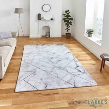 Craft Rug Ivory / Silver