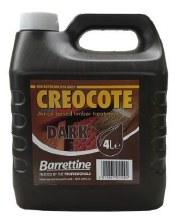4L Creocote Dark Brown