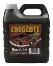 4L Creocote Dark Brown