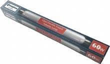 Crompton 60W Opal Tube Bulb 221mm