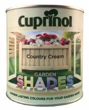 Cuprinol Garden Shades Country Cream 1L