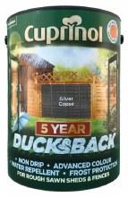 Cuprinol Ducksback Silver Copse 5Ltr