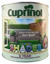 Cuprinol Garden Shades Heart Wood 2.5L