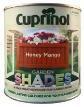 Cuprinol Garden Shades Honey Mango 1L