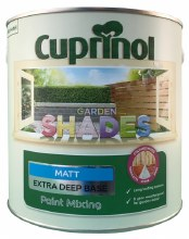Cuprinol Garden Shades Extra Deep Base 2.5L