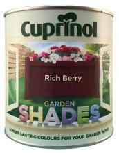 Cuprinol Garden Shades Rich Berry 1L