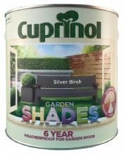 Cuprinol Garden Shades Silver Birch 2.5L