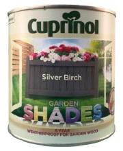 Cuprinol Garden Shades Silver Birch 1L