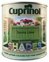 Cuprinol Garden Shades Sunny Lime 1L