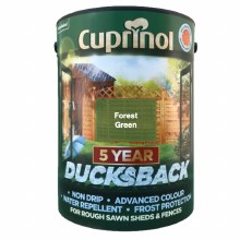 Cuprinol Ducksback Forest Green 5Ltr
