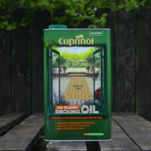 Cuprinol Decking Oil Natural Oak 5 Ltr