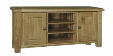 Danube Weathered Oak TV Unit
