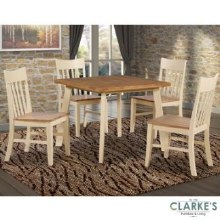 Darwin Dining Set. Table & 4 Chairs
