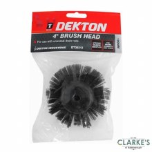 Decton Brush Head 4""