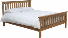 Devon Pine 4ft6 Bed Frame