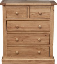 Devon Pine 2 Over 3 Chest