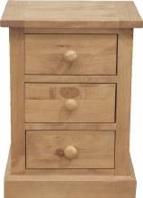 Devon Pine Bedside Locker