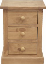 Devon Pine Bedside Locker
