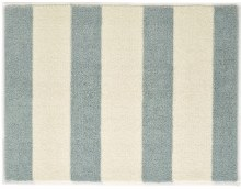 Dip & Drip Mat Beach Hut Stripe 50x80cm
