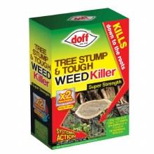 Doff Tree Stump & Tough Weed Killer