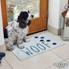 Dog Paws - Fibre Door Mat
