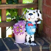 Dog Decorative Planting Pot