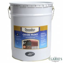 Douglas Dark Grey Oxide Metal Paint 20 Litre