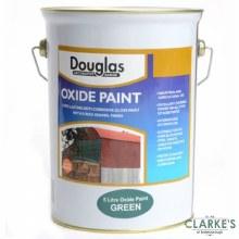Douglas Green Oxide Metal Paint 5 Litre