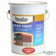 Douglas Red Oxide Metal Paint 5 Litre
