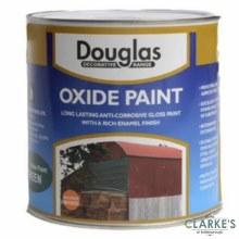 Douglas Green Oxide Metal Paint 2.5 Litre