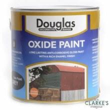 Douglas Dark Grey Oxide Metal Paint 2.5 Litre