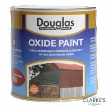 Douglas Red Oxide Metal Paint 2.5 Litre
