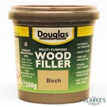 Douglas Multi Purpose Wood Filler Birch 250g