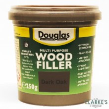 Douglas Multi Purpose Wood Filler Dark Oak 250g
