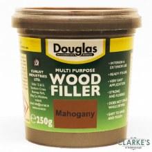 Douglas Multi Purpose Wood Filler Mahogany 250g