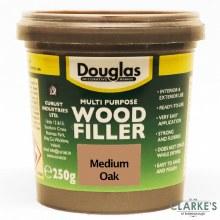 Douglas Multi Purpose Wood Filler Medium Oak