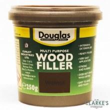 Douglas Multi Purpose Wood Filler Walnut 250g