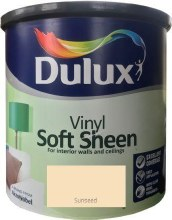 Dulux Soft Sheen Sunseed 2.5L
