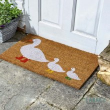 Ducks in Boots - Decoir Door Mat 45x75cm