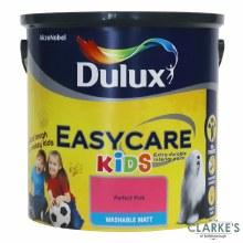Dulux Easycare Kids Paint Perfect Pink 2.5 Litre