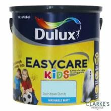 Dulux Easycare Kids Paint Rainbow Dash 2.5 Litre