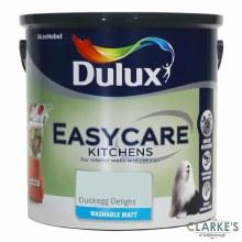 Dulux Easycare Kitchens Paint Duckegg Delight 2.5 Litre
