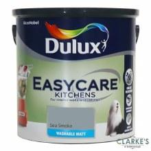 Dulux Easycare Kitchens Paint Sea Smoke 2.5 Litre