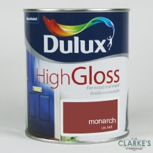 Dulux High Gloss Paint Monarch 750 ml