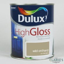 Dulux High Gloss Paint Wild Orchard 2.5 Litre