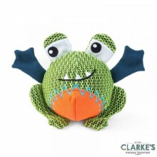 Dura-Frog Dog Toy